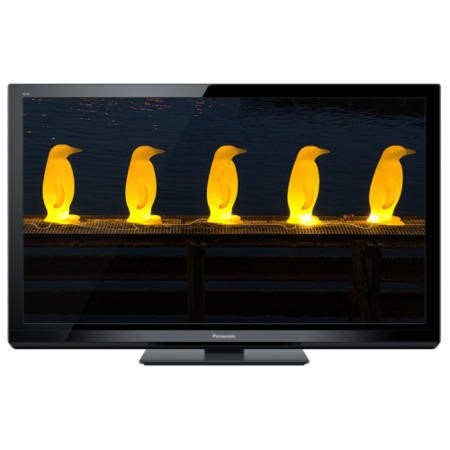 Panasonic TX-P42G30B 42 Inch Freeview HD Plasma TV