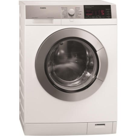 AEG Display 9 Series LogiControl 9kg 1600rpm Freestanding Washing Machine in White