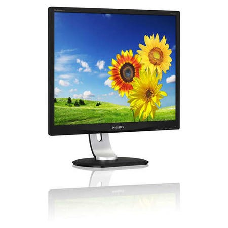 "Philips 19P4QYEB 19"" HD Ready Monitor"