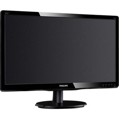 "Philips V-line 200V4LAB2 20"" HD Ready Monitor"