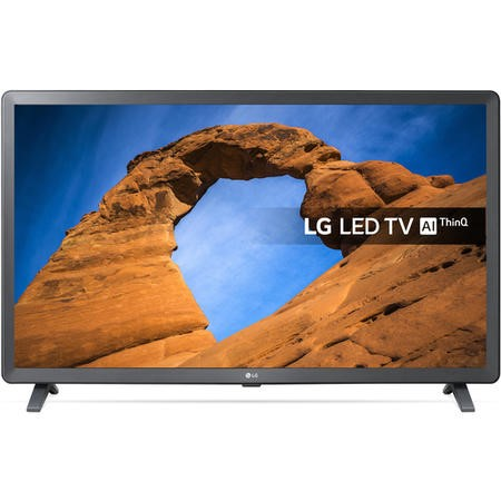 "LG 32LK610BPLB 32"" HD Ready HDR LED Smart TV with Freeview HD and Freesat"