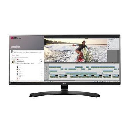 "LG 34UM88C 34"" IPS WQHD HDMI UltraWide Monitor"