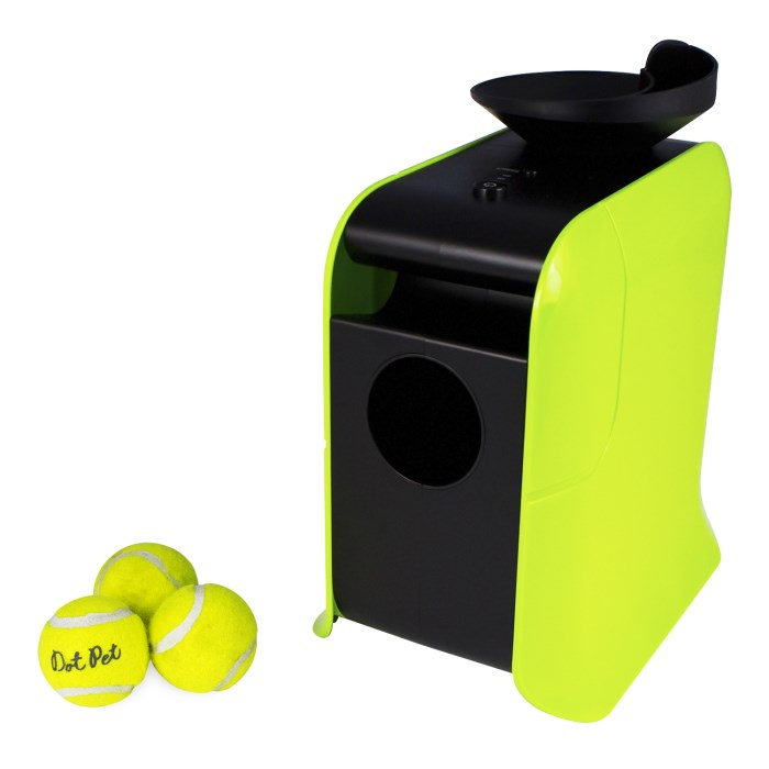 automatic dog ball thrower how to make