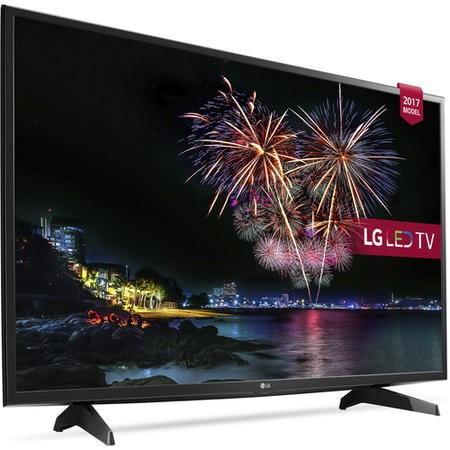 "LG 49LJ515V 49"" 1080p Full HD LED TV with Freeview HD and Freesat"