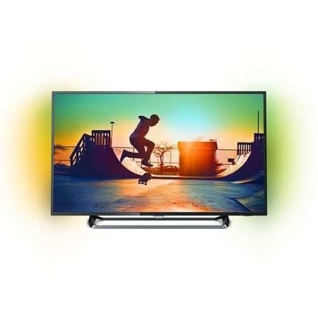 "GRADE A1 - Philips 43PUS6262 43"" 4K Ultra HD Ambilight LED Smart TV with 1 Year Warranty"