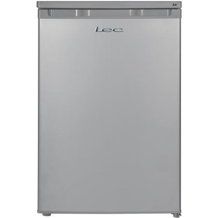 Lec R5511S 113L 85x55cm Freestanding Fridge With 4* Freezer - Silver