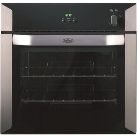 Belling BI60GSTA Built-in Gas Single Oven - Stainless Steel