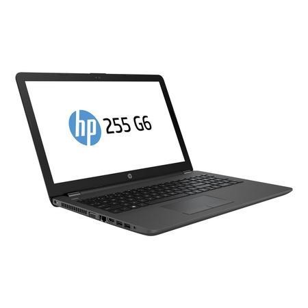 HP 255 G6 AMD A9-9425 8GB 256GB 15.6 Inch DVD-RW Windows 10 Pro Laptop