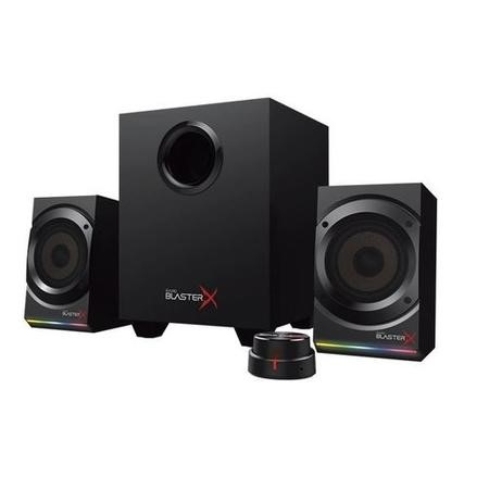 Creative Sound BlasterX Kratos S5 RGB Speaker in Black