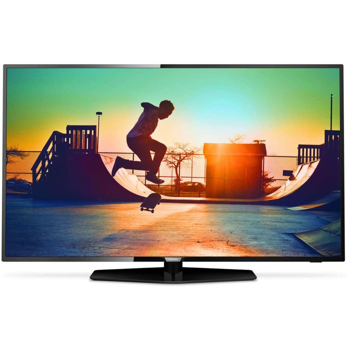 859cdadfd4e GRADE A2 - Refurbished Philips 50PUS6162 50 quot  4K Ultra HD HDR LED Smart  TV with