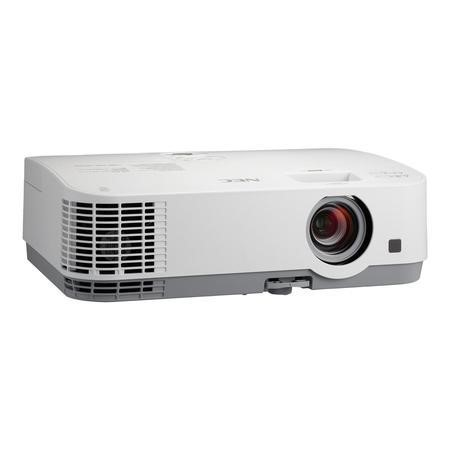 NEC 3600 ANSI Lumens XGA LCD Technology Meeting Room Projector