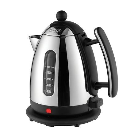 Dualit 72400 Cordless 1.5L Jug Kettle - Black and Stainless Steel