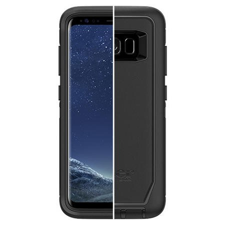 OtterBox Defender Series - Back cover for mobile phone - rugged - polycarbonate synthetic rubber -