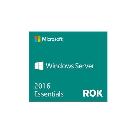 HPE ProLiant Windows Server 2016  16 -core Essentials  ROK