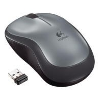 Logitech Wireless Mouse M185 with USB nano-receiver in Grey
