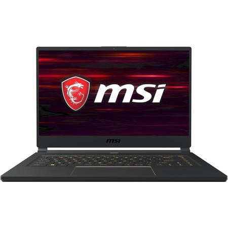 MSI GS65 Stealth Core i7-8750H 16GB 512GB SSD 15.6 Inch 144Hz GeForce RTX 2070 Windows 10 Home Gaming Laptop