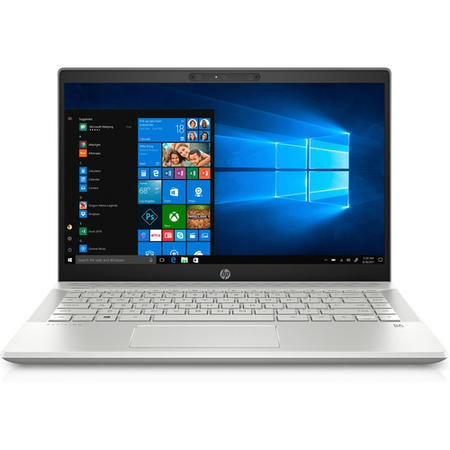 Refurbished HP Pavilion 14-ce0505sa Core i7-8550U 8GB 256GB MX130 14 Inch Windows 10 Laptop in Silver