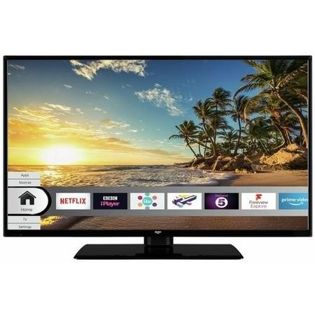 "Refurbished Bush 40"" 1080p Full HD LED Smart TV"