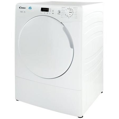 Refurbished Candy CSC10LF-80 Freestanding Smart 10kg Condenser Sensor Tumble Dryer