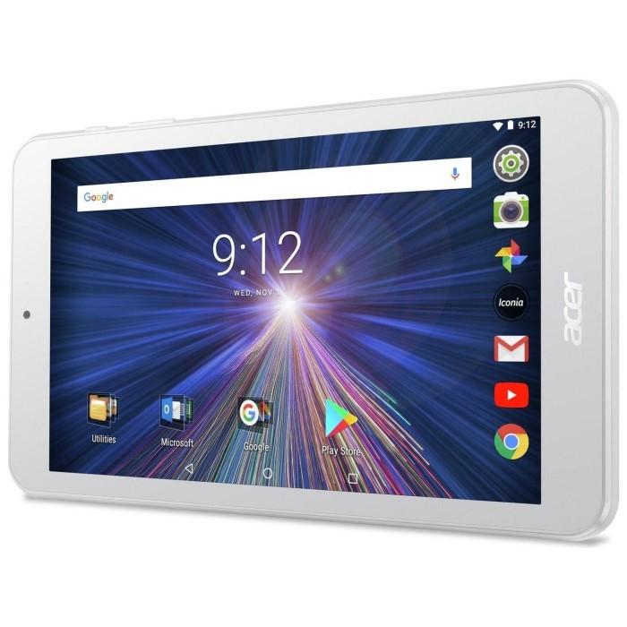 Refurbished Acer Iconia One 1GB 16GB 8 Inch WiFi Tablet