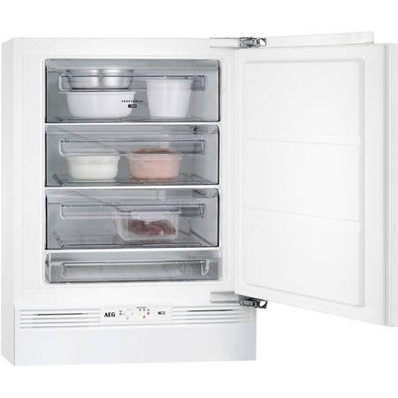 AEG ABB68211AF Integrated Under Counter Freezer - Door-on-door