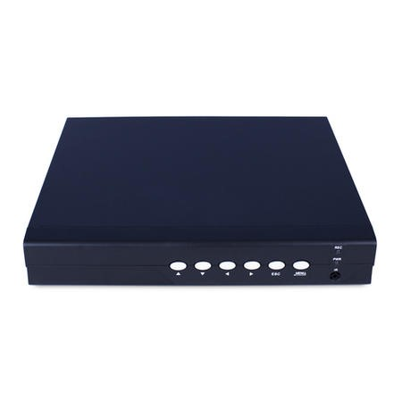 electriQ 4 Channel HD 720p Digital Video Recorder