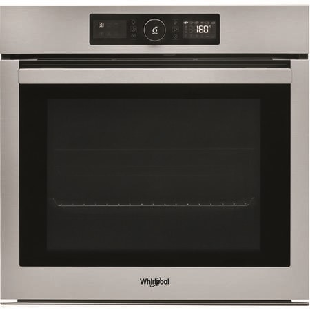 Whirlpool AKZ96230IX Touch Control Electric Built-in Single Fan Oven - Stainless Steel