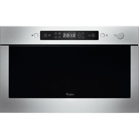 Whirlpool AMW439IX Microwave & grill 22 Litre Built-In  Microwave Oven - Stainless Steel