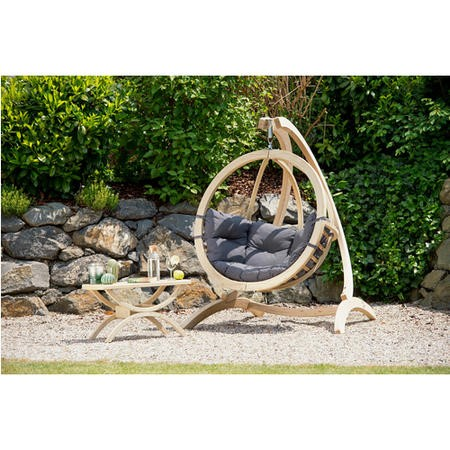 Globo Garden Swing Chair Stand Stand Only