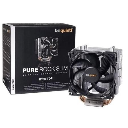 Be Quiet! BK008 Pure Rock Slim Heatsink & Fan 92mm PWM Fan