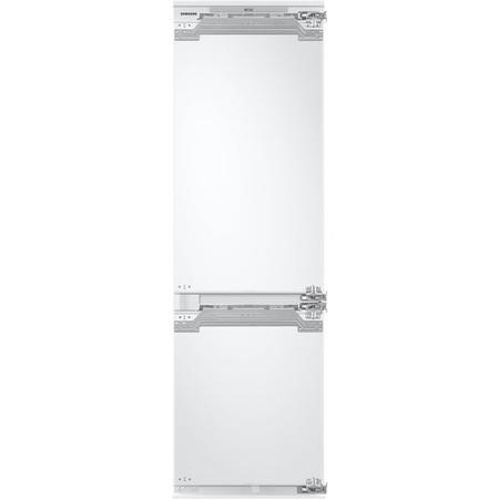 Samsung BRB260000WW 54cm Wide Frost Free 70-30 Integrated Upright Fridge Freezer - White