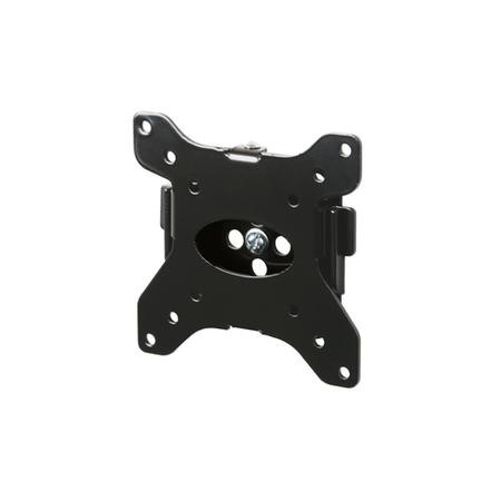 "B-Tech BT7510-PRO/B Ultra-slim flat screen wall mount 10"" - 23"" max weight 20kg - Black Includes security Allen key and locking screws"