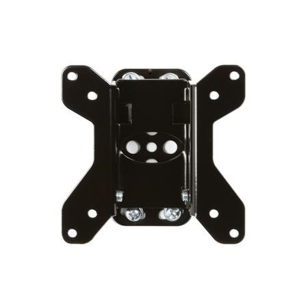 "B-Tech BT7511-PRO/B Tilting flat screen wall mount 10"" - 23"" max weight 20kg - Black Includes security Allen key and screws"