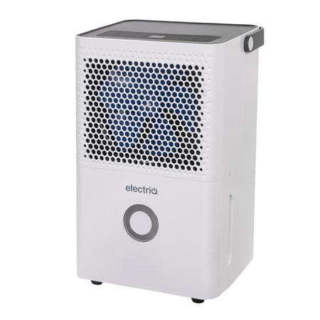electriQ Quiet 10L dehumidifier with Humidistat for up to 3 bed house