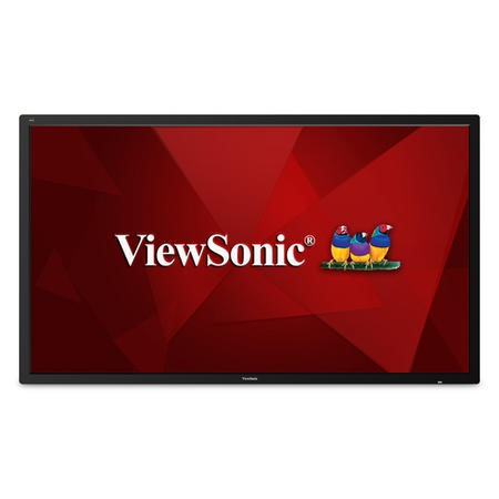 "Viewsonic CDE7500 75"" 4K Ultra HD LED Large Format Display"