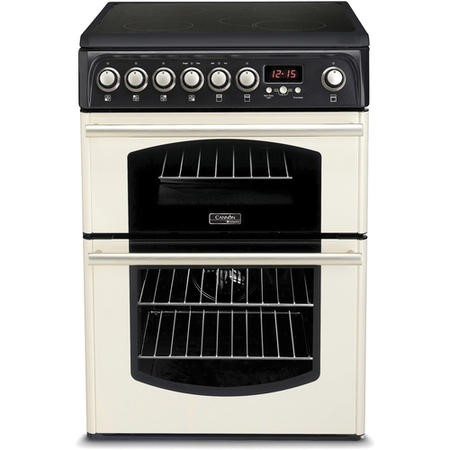 Hotpoint CH60ETC0S Traditional 60cm Electric Cooker - Anthracite