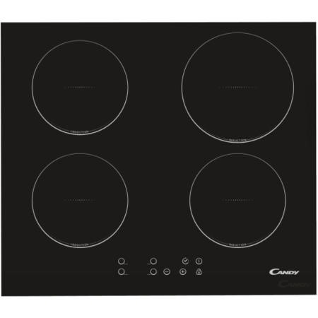 Candy CI640CBA Low Absorption 60cm Induction Hob - Black