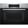 Bosch CMA585MS0B Serie 6 Built-in Combination Microwave Oven - Stainless Steel