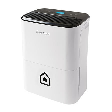 Ariston Deos 21L Dehumidifier with Humidistat Great for 2-5 Bed House - 2 Years Warranty