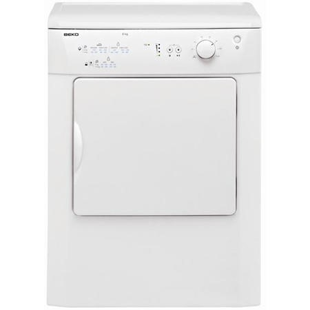 Beko DRVT61W 6kg Freestanding Vented Tumble Dryer White