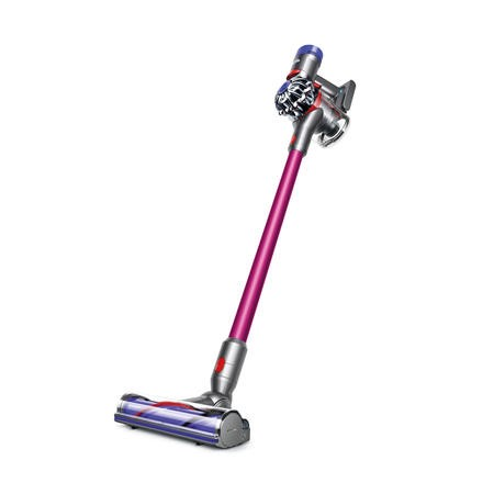 Dyson Motorhead Stick Cordless Vacuum Cleaner - Grey and Pink