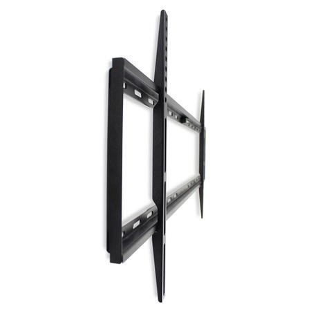 "electriQ Super Slim Flat to Wall TV Bracket for TVs up to 70"" with VESA up to 800 x 400mm and 50kg Load"