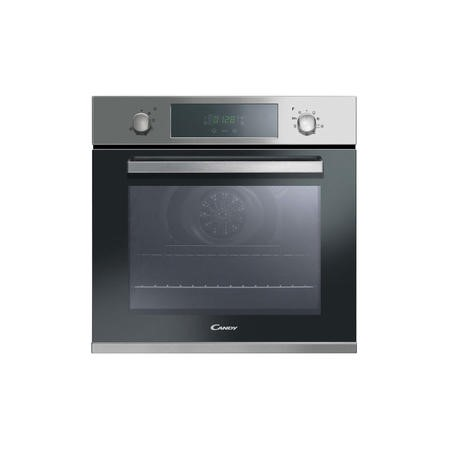 Candy FCPK606X/E Large 65 Litre 9 Function Electric Single Oven - Stainless Steel