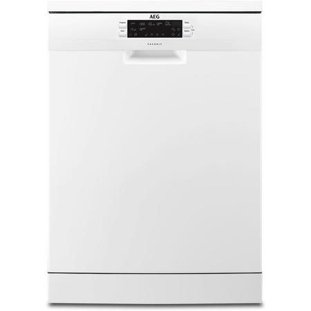 AEG FFE63700PW 15 Place Freestanding Dishwasher - White