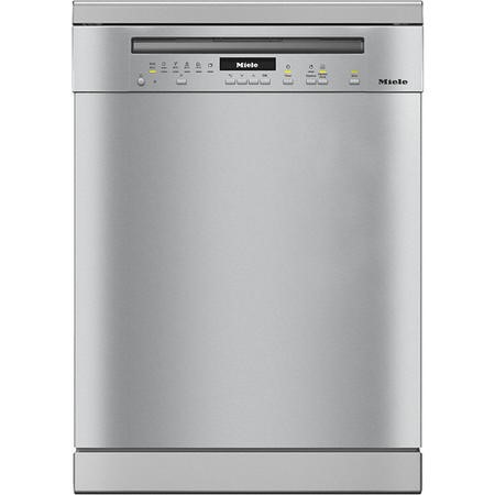 Miele G7102SCclst 14 Place Freestanding Dishwasher - CleanSteel