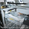 Miele G7362SCVi 14 Place A+++ AutoDos Fully Integrated Dishwasher With 3D MultiFlex Cutlery Tray