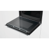 Bosch HBG6764B6B Serie 8 Multifunction Electric Single Oven With Pyrolytic Cleaning - Black