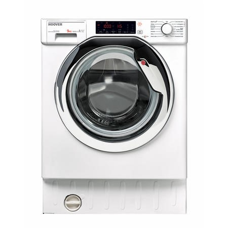 Hoover HBWMO96TAHC-80 9kg 1600rpm Integrated Washing Machine - White