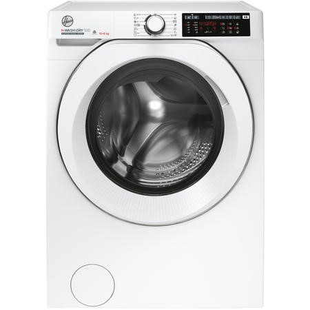 Hoover HD4106AMC/1-80 H-WASH 10+6 Freestanding Washer Dryer - White