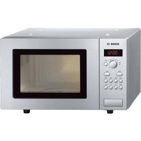 Bosch HMT75M451B 17L Digital Microwave Oven - Stainless steel